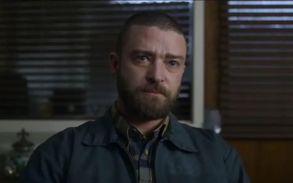 Palmer - Justin Timberlake as Palmer