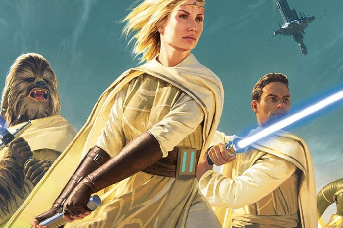 """'Light of the Jedi' Review: """"A Fantastic Start to A New Star Wars Era"""""""