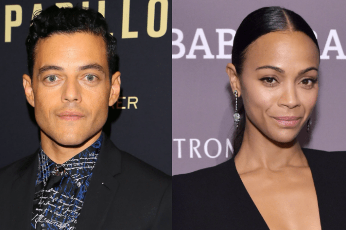 Rami Malek & Zoe Saldana Join The Cast Of David O. Russell's Next Film