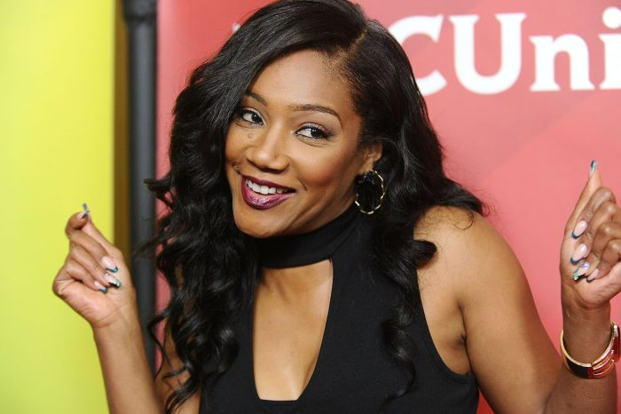 Tiffany Haddish To Star In MGM's Adaptation Of Sci-Fi Novel 'Landscape With Invisible Hand'