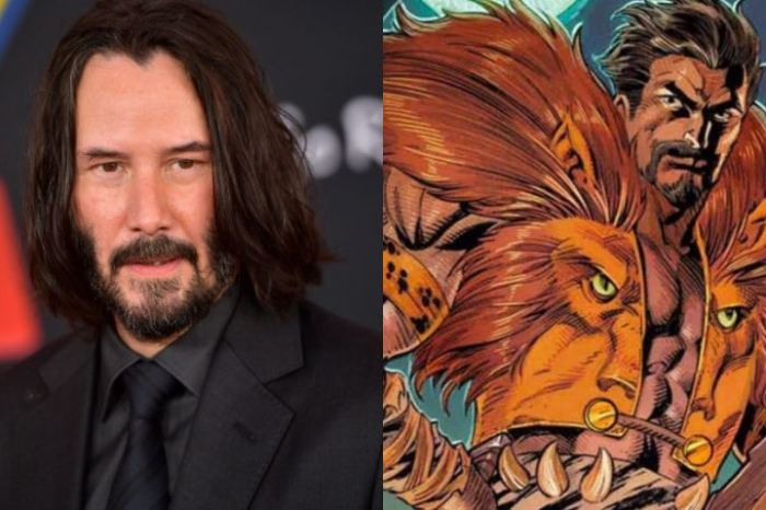 Keanu Reeves Reportedly Offered The Role Of Kraven The Hunter In Sony's 'Spider-Man' Spinoff