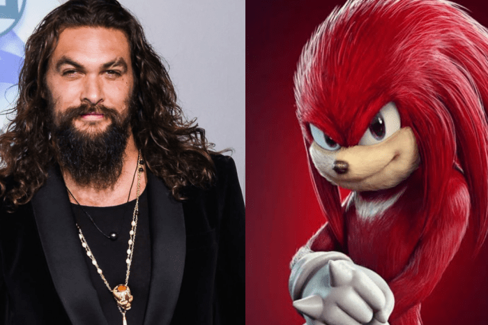 Jason Momoa Reportedly Offered The Role Of Knuckles In 'Sonic The Hedgehog 2'