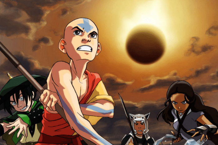 'Avatar: The Last Airbender' Animated Theatrical Film & More In The Works From Avatar Studios