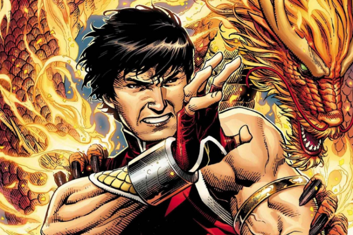 Leaked 'Shang-Chi' Art Reveals First Look At His Costume & More