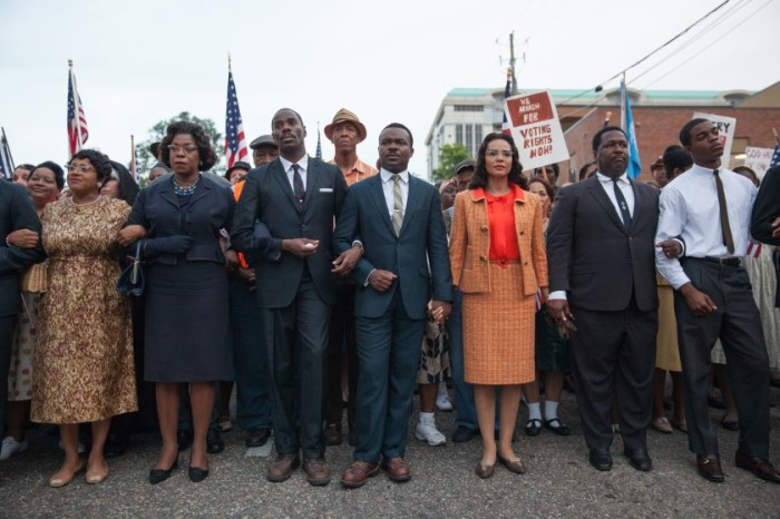 "Black History In Film: 'Selma' Review - ""The Voice Of The Voiceless"""