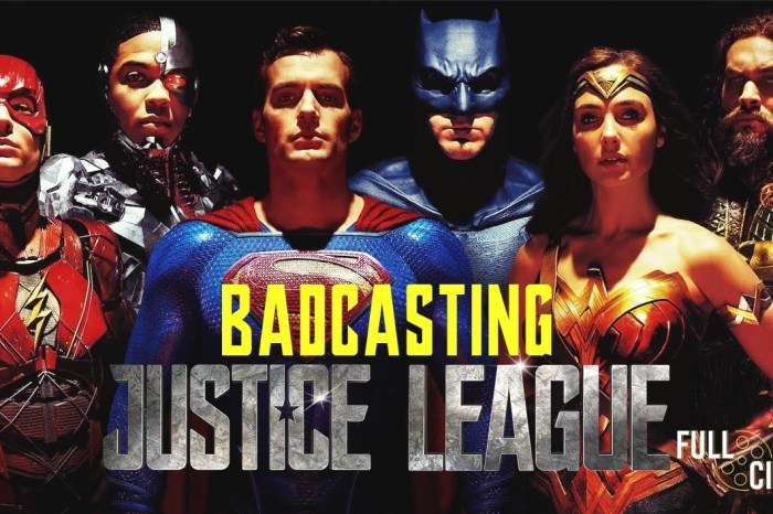 Badcasting Joss Whedon's 'Justice League'