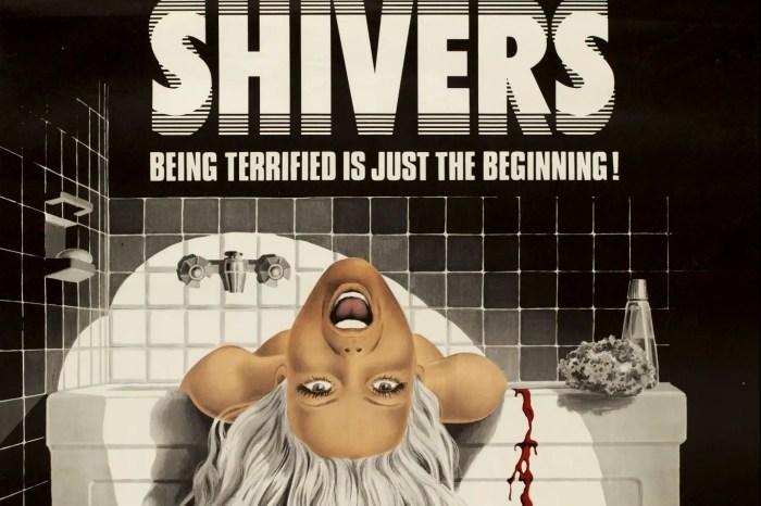 Full Circle Flashback: 'Shivers' Review