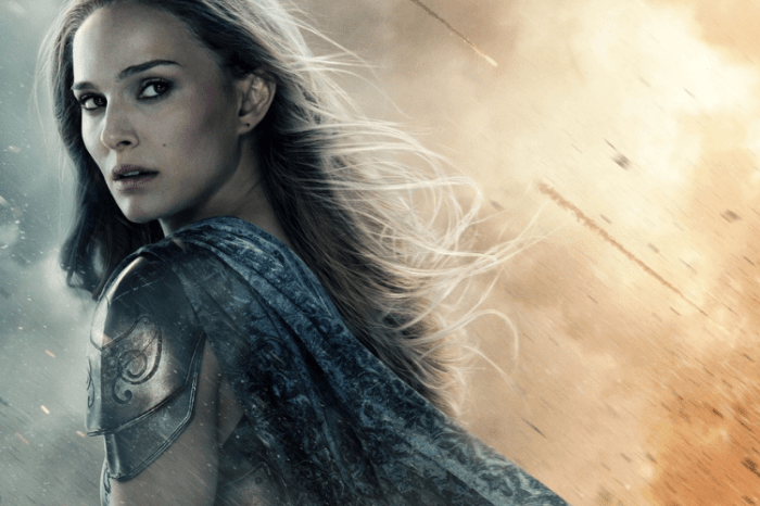 'Thor: Love And Thunder' Video Reveals Stunt Featuring Jane Foster