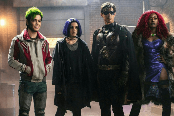 'Titans' Season 3 To Reportedly Premiere On HBO Max In July