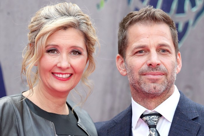 Zack & Deborah Snyder Are Developing A New Western/Sci-Fi Film