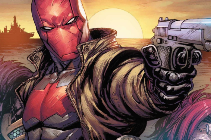 'Titans' Set Photo Teases Conflict Between The Team & Red Hood