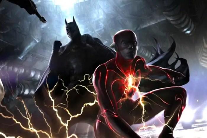 'The Flash' Photos Feature The Return Of 'Batman' 1989's Wayne Manor
