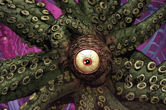Shuma-Gorath Will Reportedly Appear In An Upcoming Marvel Project