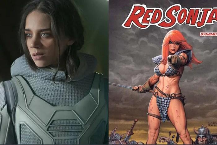 Hannah John-Kamen To Star In Millennium Films' 'Red Sonja'