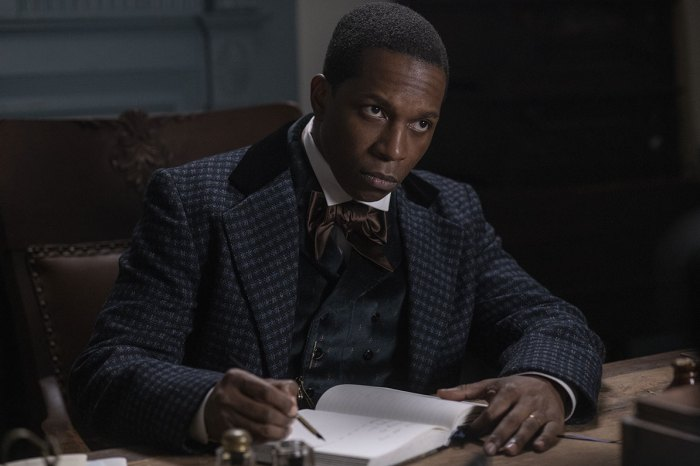 Leslie Odom Jr. To Star In New 'Exorcist' Trilogy Directed By David Gordon Green