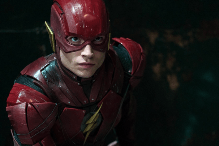 'The Flash' Set Footage Reveals First Look At Ezra Miller's New Costume