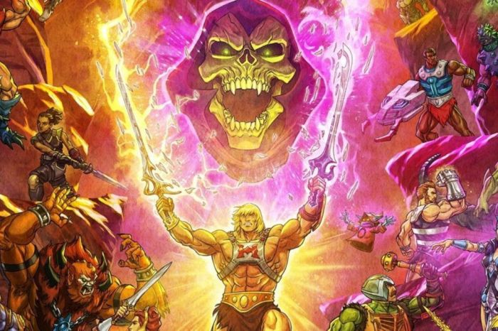 'Masters of the Universe: Revelation' Part One Review