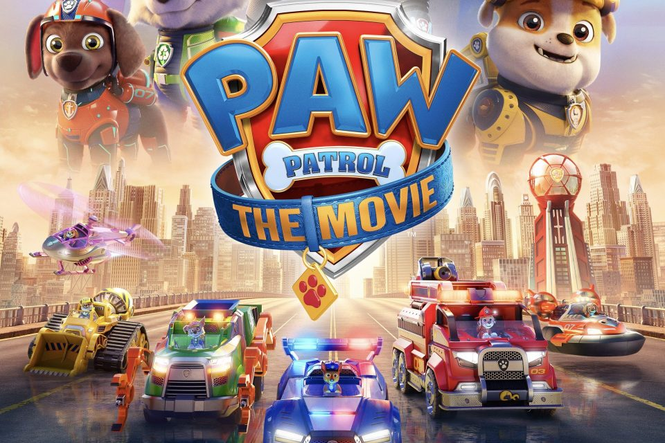 How to Watch 'PAW Patrol: The Movie'