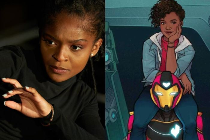 Dominique Thorne To Debut As Riri Williams In 'Black Panther: Wakanda Forever'