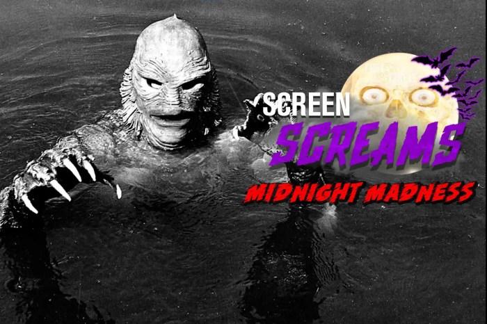 Screen Screams: 'Creature from The Black Lagoon'
