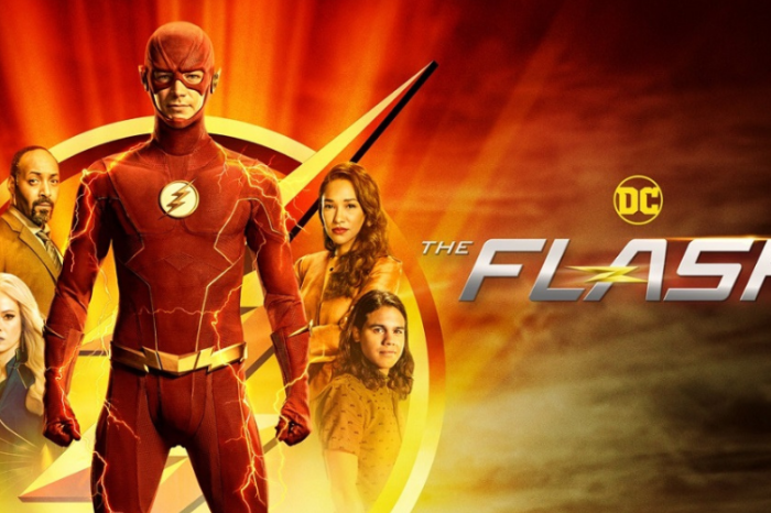 Grant Gustin Suits Up In Surprising Costume On Set Of 'The Flash'