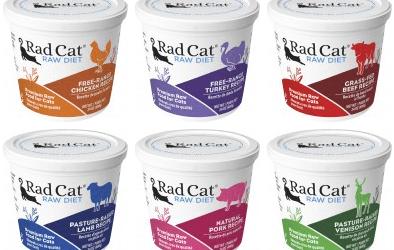 Recall: Rad Cat Raw Diet Cat Food – ALL TYPES