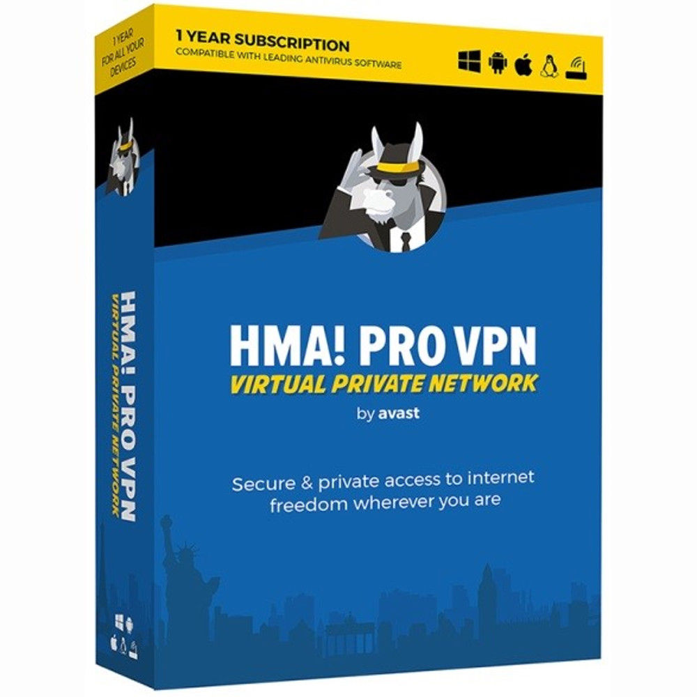 HMA! Pro VPN 4.1.125 Crack Download