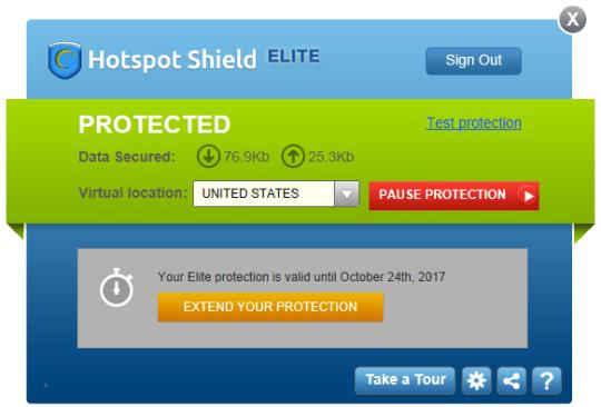Hotspot Shield 7.9.0 Crack