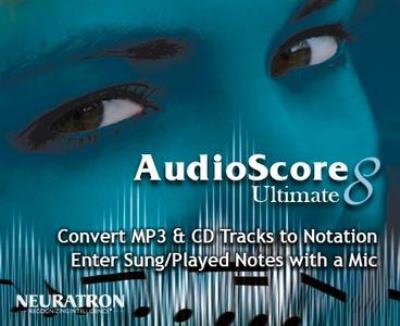 AudioScore Ultimate 2018.7 v8.9.1 Crack Download