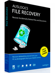 Auslogics File Recovery 8.0.13.0 Crack Download
