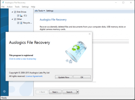Auslogics File Recovery 8.0.13.0 Crack