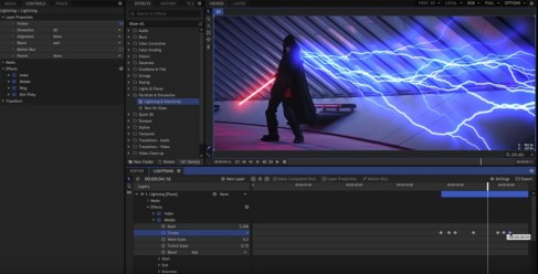 HitFilm Pro 2018 v9.0.7813.7206 Crack