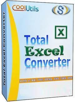 Total Excel Converter 5.1.0.262 Crack