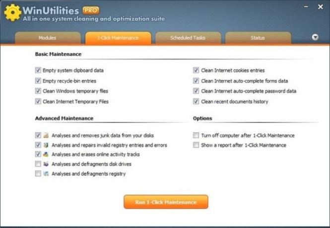 WinUtilities Pro 15.22 Crack