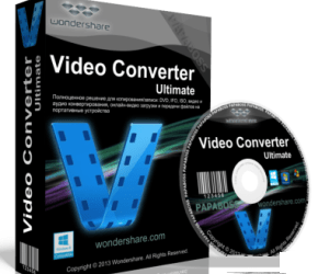 Wondershare Video Converter Ultimate 10.3.0 Crack