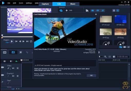 Corel Video Studio Pro x10 Crack