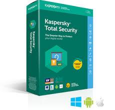 Kaspersky Total Security 2019 Crack & Activation Code Download