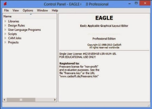 CadSoft Eagle 9.2.0 Crack & Serial Key Full Free Download