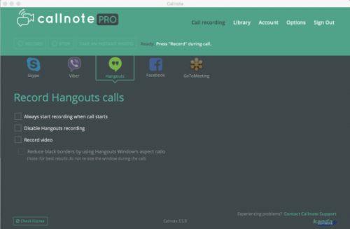 Callnote 5.10 Crack