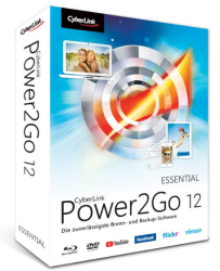 Cyberlink Power2Go 12 Crack