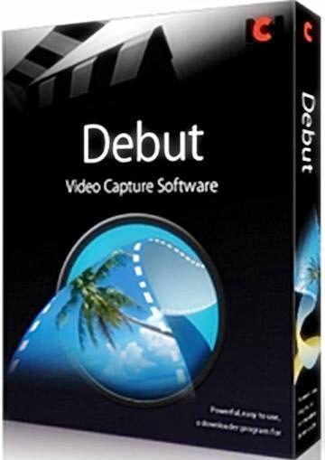 Debut Video Capture 5.19 Crack