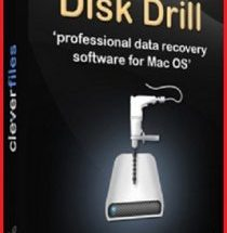 Disk Drill 3.6 Professional Crack