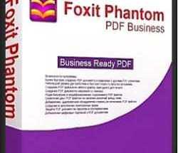 Foxit PhantomPDF Business 9.3.0.10826 Crack