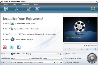 WonderFox DVD Video Converter 23.3 Crack + Full review Download 2021