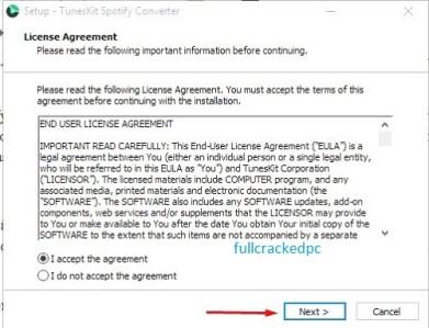 TunesKit Spotify Converter 2.1.0 Crack + Activation Key Download 2021