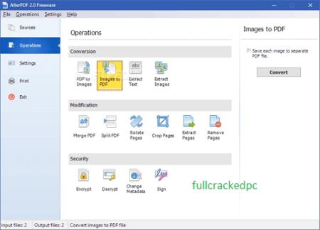 AlterPDF Pro 5.1 Crack + License Key Free Download 2021