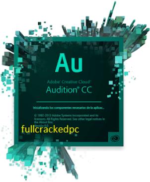 Adobe Audition CC 14.0.0.36 Crack