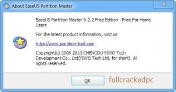 Easeus Partition Master 15.0 Crack + Serial Key Free Download 2021