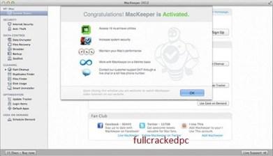 MacKeeper 4.9.2 Crack + Keygen For Download 2021