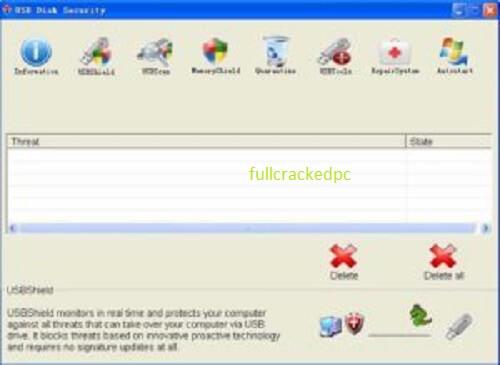 USB Disk Security 6.8.1 Crack + Serial Key Free Download 2021
